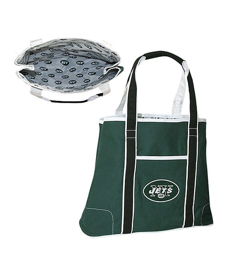 Green New York Jets Hampton Tote