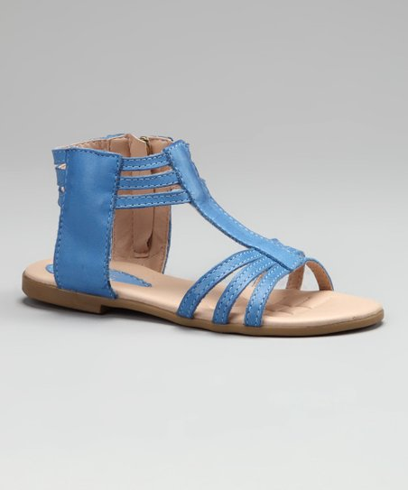 Medium Blue Sandal