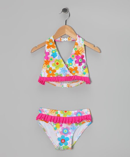 Water Flower Chloe Bikini - Girls