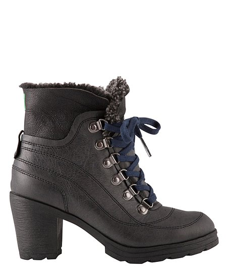 Black Marla Boot