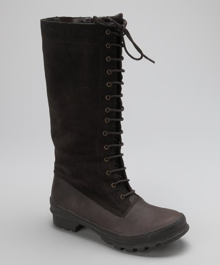 Dark Brown Portico Boot