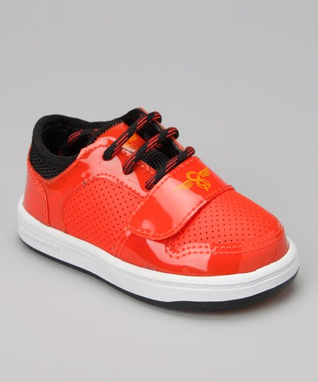 Creative Recreation Lava & Black Cesario Sneaker