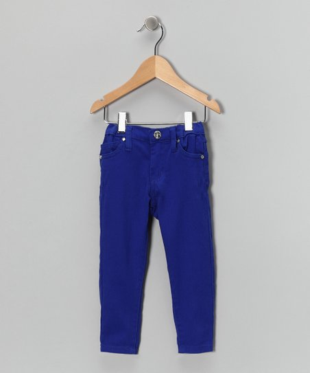 Royal Skinny Pants - Toddler & Girls