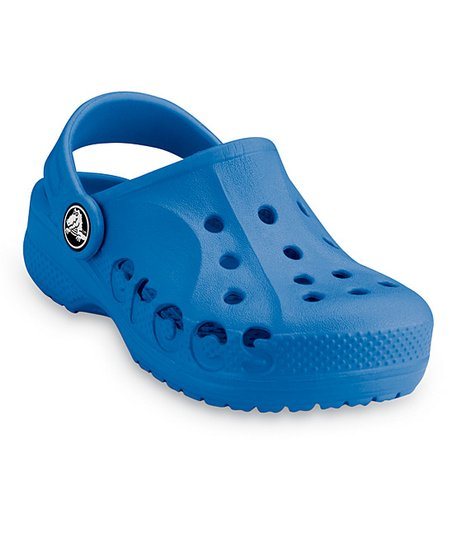 Sea Blue Baya Clog - Kids