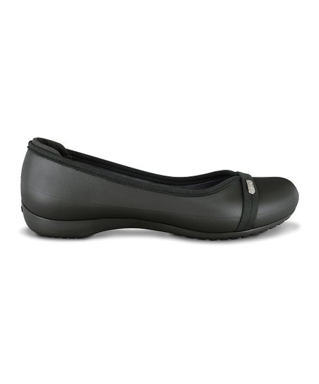 Black Kaela Flat - Women