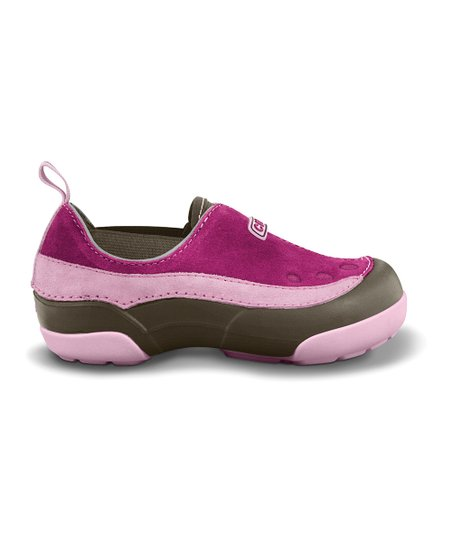 Berry & Bubble Gum Dawson Slip-On Shoe - Kids