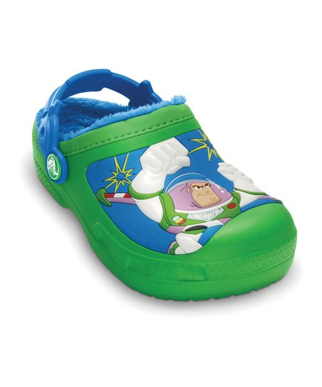 Lime & Ocean Woody & Buzz™ Lined Clog