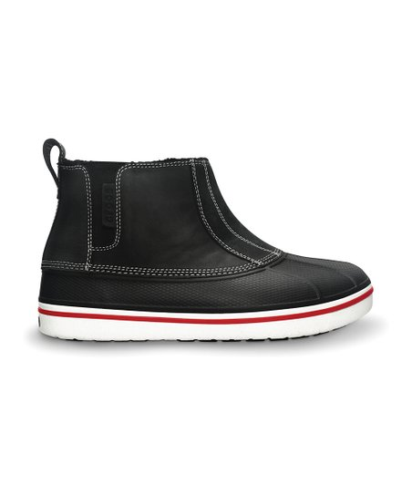 Black &amp; White AllCast Duck Boot - Men