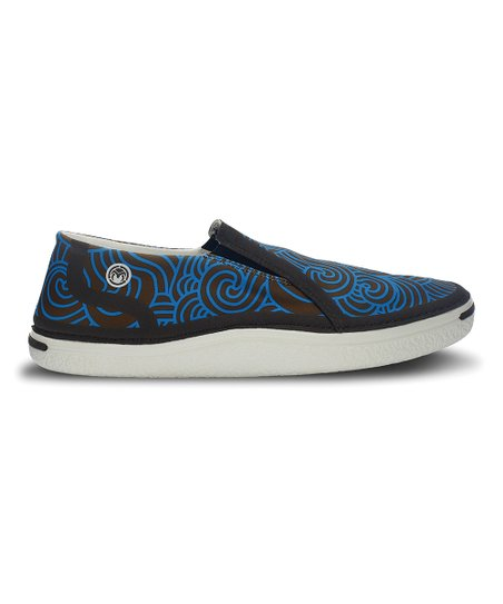 Chocolate & Blue Lagoon Ocean Minded™ Waveseeker Water Shoe - Men