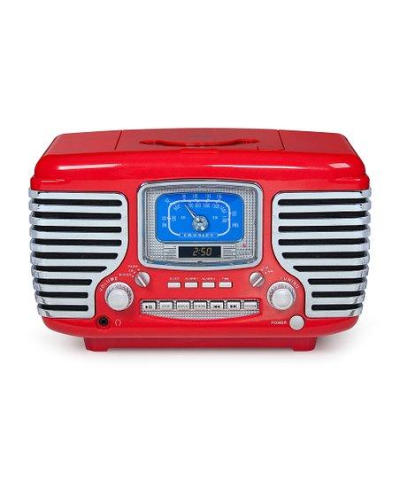 Red Corsair Alarm Clock