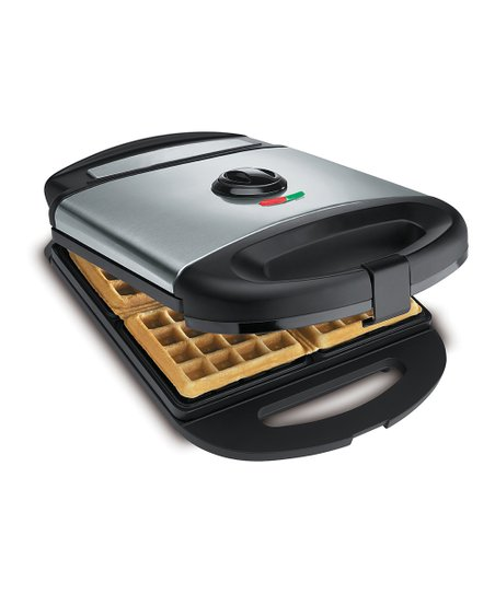 CucinaPro Black Classic Waffle Maker
