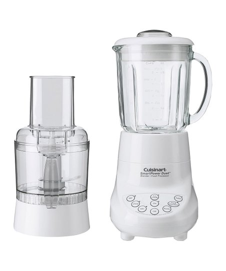 White SmartPower Duet Blender/Food Processor