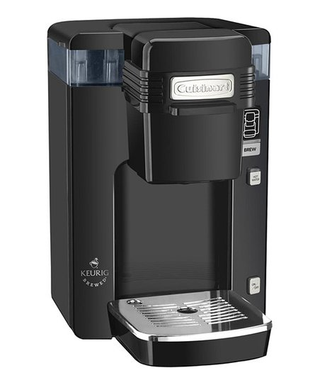 Black Keurig Compact Single-Serve Brewing System
