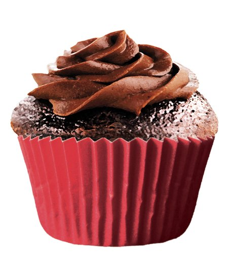 Red Cupcake Liner - Set of 32