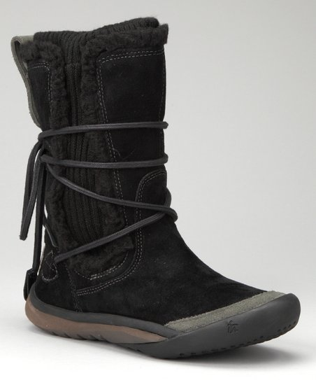 Black IT Boot - Women