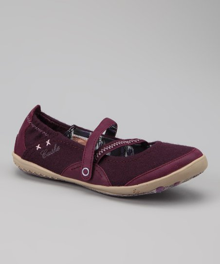 Purple Metallic Re Treat Mary Jane - Women