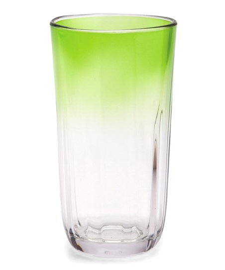 Green 23-Oz. Highball Tumbler - Set of Six