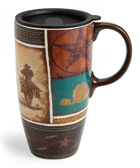 Western 17-Oz. Latte Travel Mug