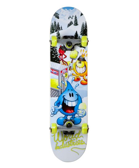 World Industries Chrome Pro Level Skateboard