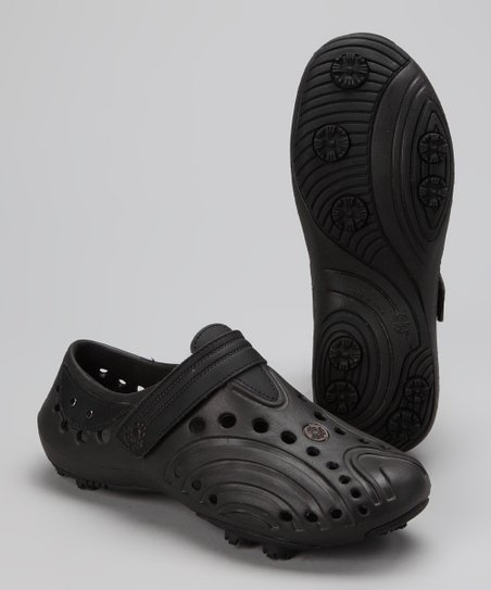 Black Spirit Golf Shoe - Women