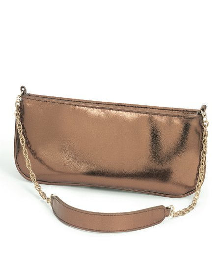 DYEABLES Bronze Shoulder Bag