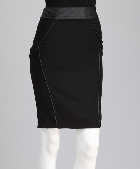 Black Bridget Skirt