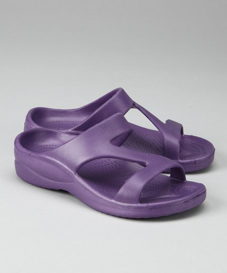 Plum Sandal - Kids