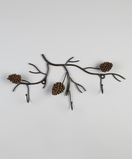 Pinecone Wall Hook