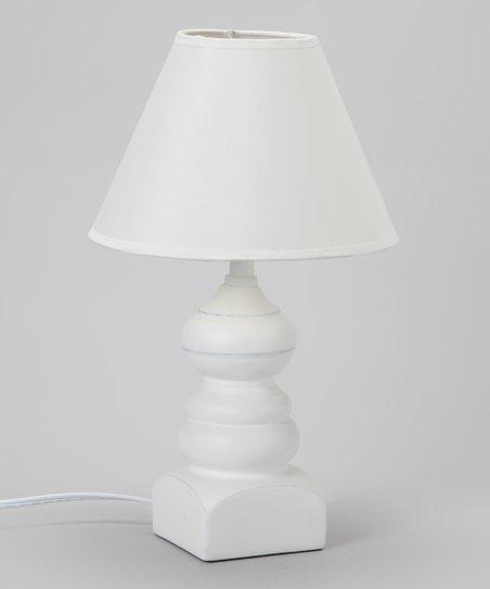 White Porch Lamp