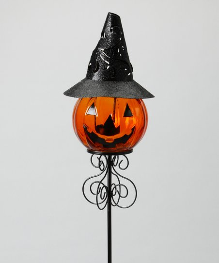 Witch Hat Tealight Holder & Stake