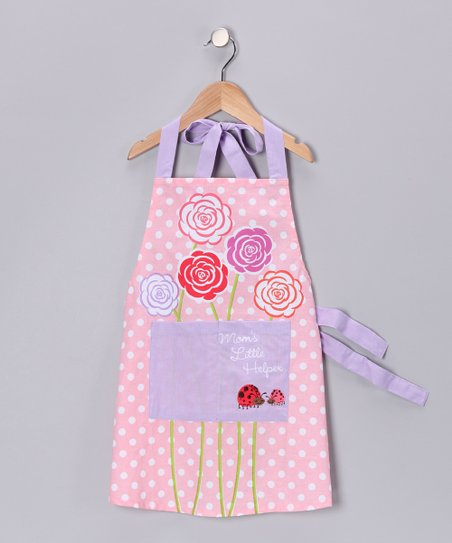 Mom's Little Helper Apron - Kids
