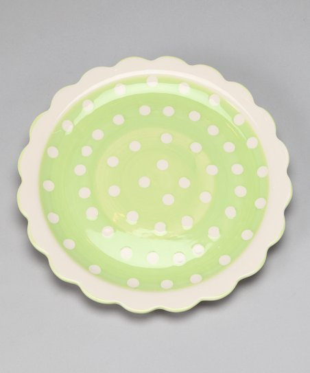Design Imports Tea Party Serving Plate