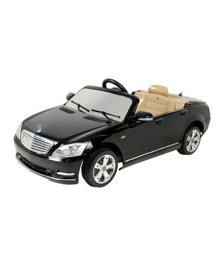 Dexton Black Mercedes-Benz S-Klasse W221 Ride-On