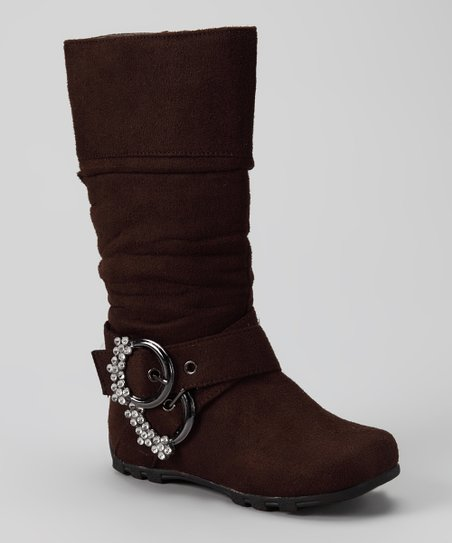 Brown Love Boot
