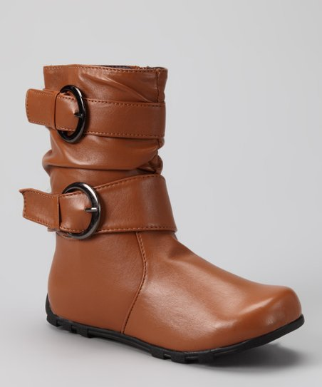 Tan Love Boot