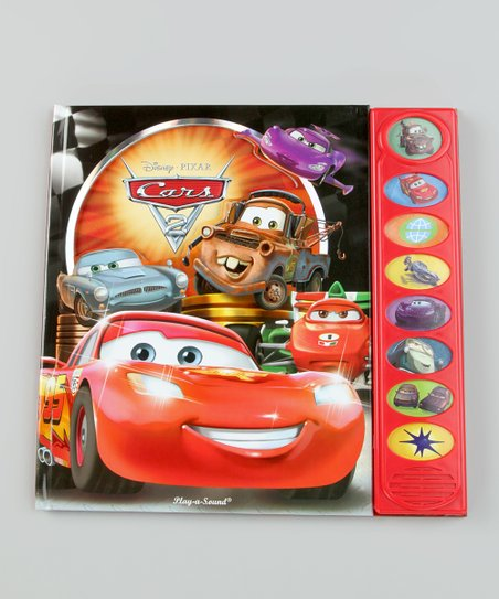 Cars 2 Songbook Hardcover
