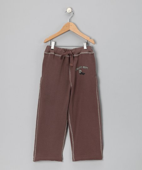 Dogwood Brown Athletic Dept. Sweatpants - Infant, Todder &amp; Boys