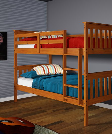 Honey Mission Twin Bunk Bed