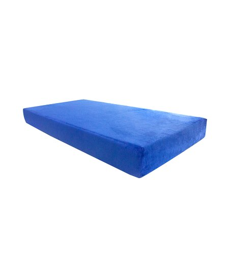 Donco Kids Blue Twin Visco Mattress