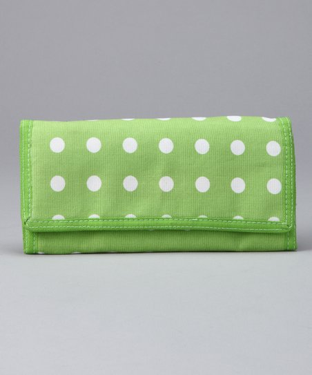 Limeade Medium Wallet