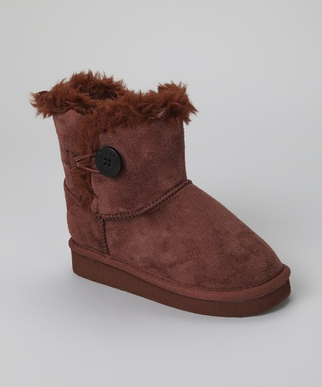 Chocolate Dooley Boot