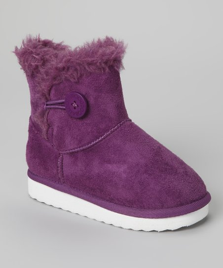 Purple Dooley Boot