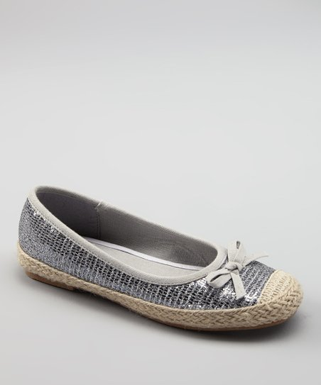 Pewter Connor Espadrille
