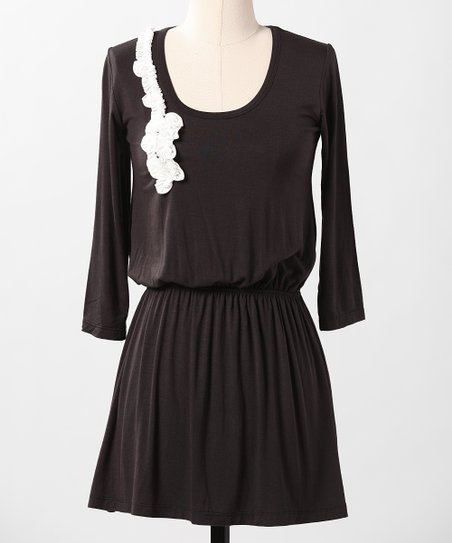 Black I'm Taken Tunic