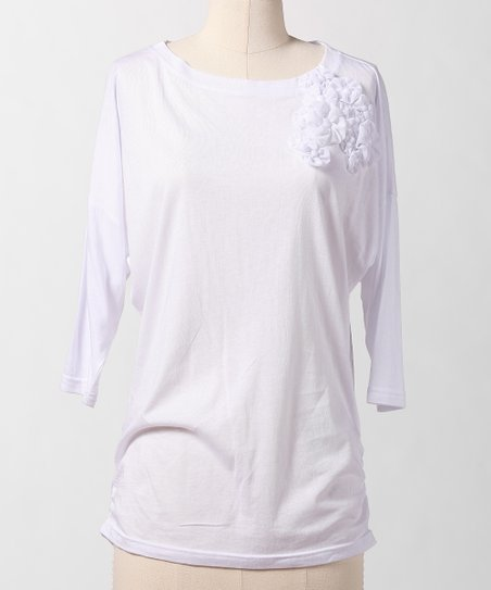 White Avenues Top