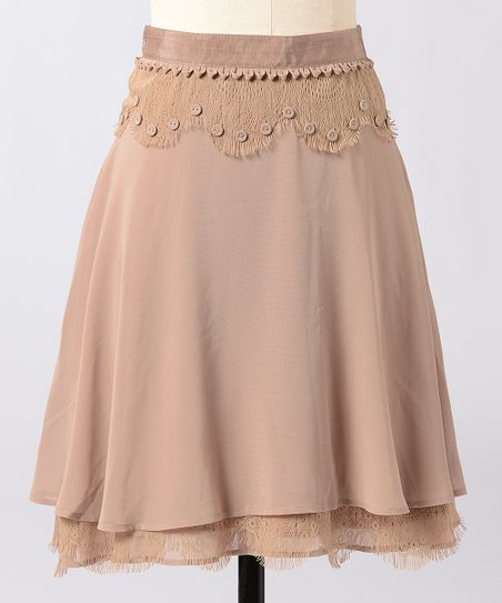 Dune High Tea Skirt