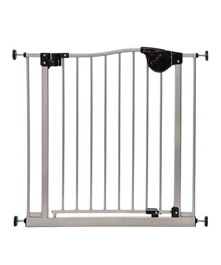Silver Magnetic Pressure-Mounted Gate