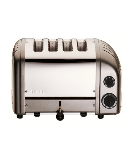 Charcoal Four-Slice Toaster