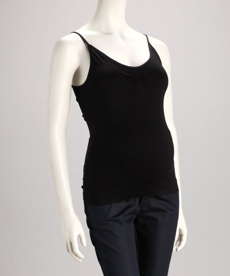 Black Maternity Camisole - Women