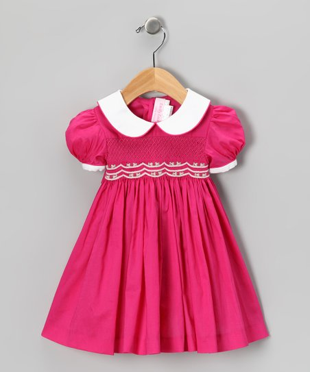 Emily Lacey Ruby Floral Smocked Dress - Infant, Toddler &amp; Girls